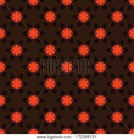 Vector seamless pattern background. Elegant luxury texture for wallpapers, backgrounds and page fill.