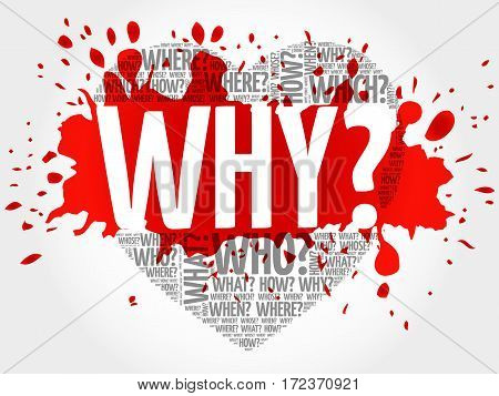 Why? Question Heart