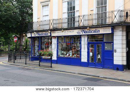 Nauticalia Shop