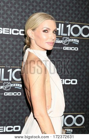 LOS ANGELES - JAN 27:  Eden Sassoon at The NHL100 Gala at Microsoft Theater on January 27, 2017 in Los Angeles, CA