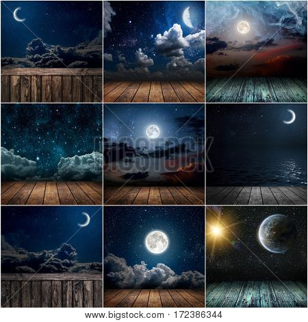 night backgrounds