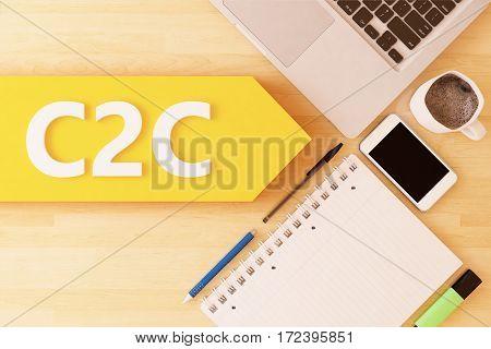 C2C Text Conecpt