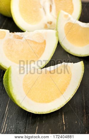 Slice Fruit Oroblanco