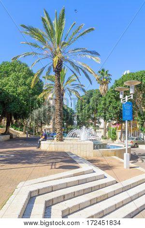 Hadar Hacarmel District In Haifa