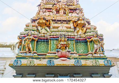 Details Of Munneswaram Temple