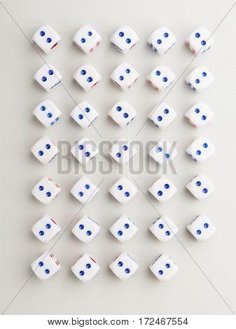 Corner Two Cross Pattern