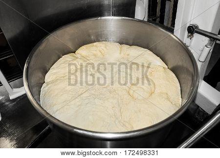 Dough For Bread