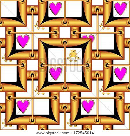 Vector frame: