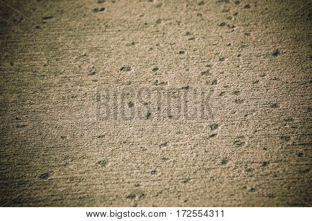 Brown and blurry stone wall background texture