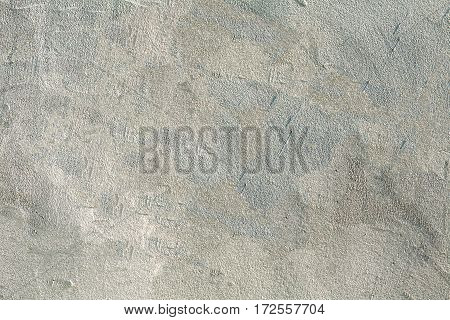 Grey concrete wall texture. Gray cement stucco, grunge plaster surface. Abstract background