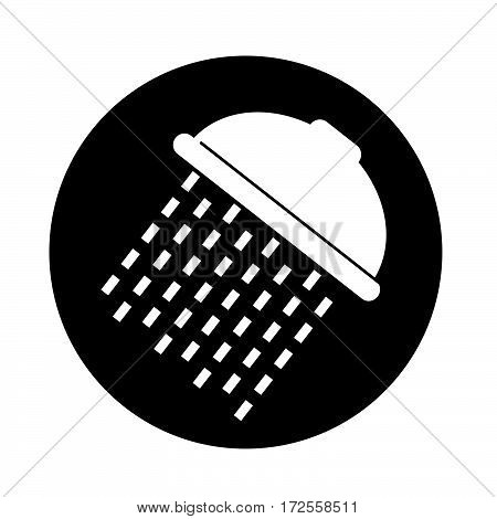 an images of Or pictogram Showerhead icon