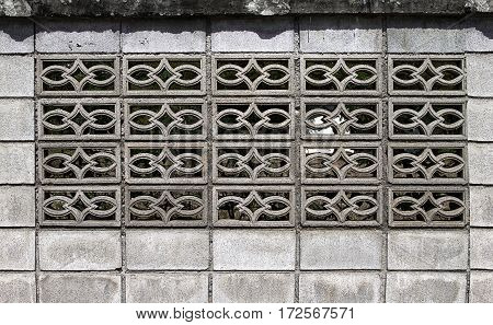concrete blocks wall texture detail construction tile