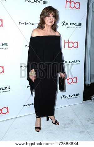 LOS ANGELES - FEB 19:  Linda Gray at the 2017 Hollywood Beauty Awards at the Avalon Hollywood on February 19, 2017 in Los Angeles, CA