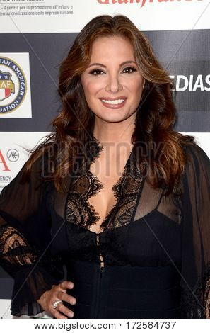 LOS ANGELES - FEB 19:  Alex Meneses at the Los Angeles Italia Film Festival at the TCL Chinese 6 Theaters on February 19, 2017 in Los Angeles, CA