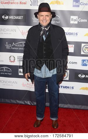 LOS ANGELES - FEB 19:  Joe Pantoliano at the Los Angeles Italia Film Festival at the TCL Chinese 6 Theaters on February 19, 2017 in Los Angeles, CA