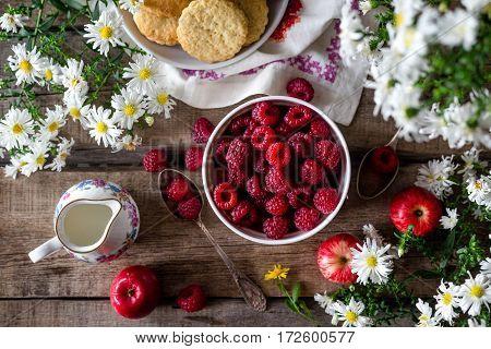 Berries of a raspberry. raspberry, berry, ripe, berries of a raspberry, summer, garden  closeup  ripe raspberry