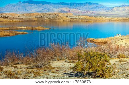 Lake Mead National Recreation Area in Arizona