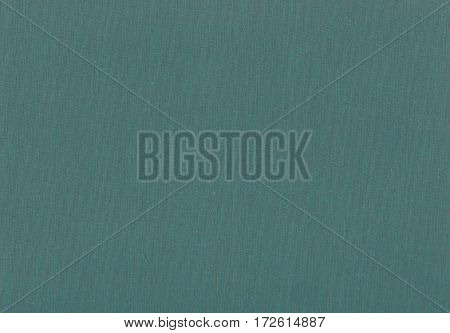 Turquoise  fabric background. Abstract turquoise  fabric texture.