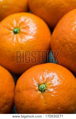 Some Clementines