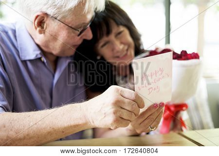 Romantic Love Valentine Anniversary Surprise