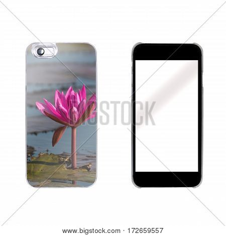 smart phone case protcetion with nature photo