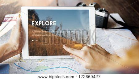Travel Holiday Destination Trip Concept