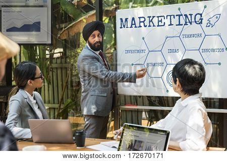 Start Up Business Goals Strategy Marketing