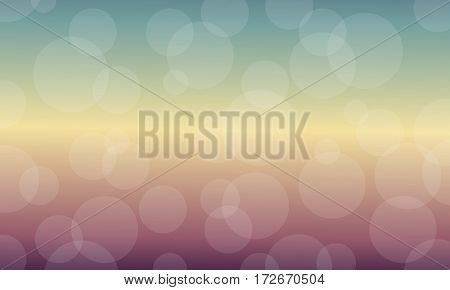 Vector flat of abstract background collection stock