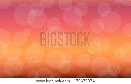 Red background abstract vector flat collection stock