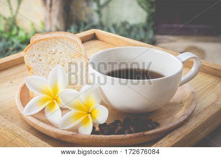 black coffee make me breezy in morning time