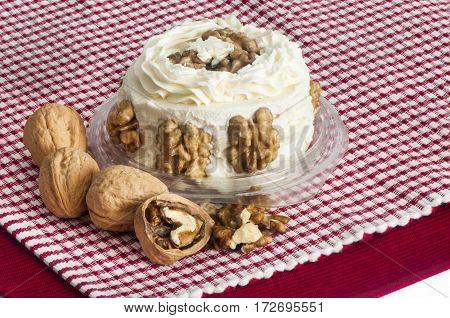 Gorgonzola, Mascarpone And Walnuts