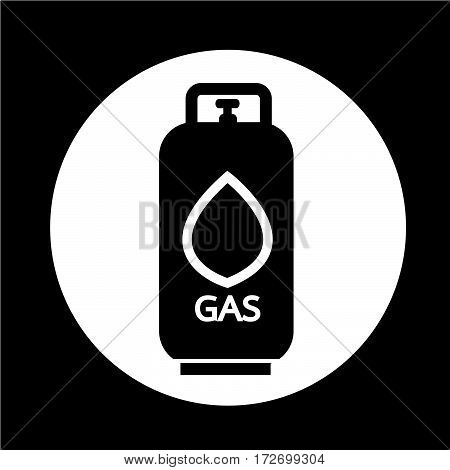 an images of Or pictogram Liquid Propane Gas icon