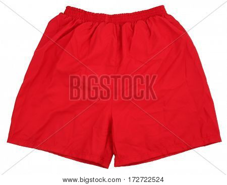 Sport shorts equipment