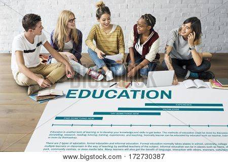 Education Knowledge Learning Experience Concept
