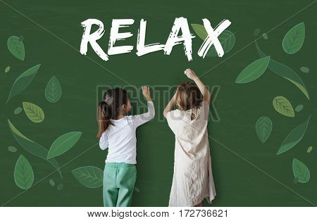 Relax Growth Reuse Responsibility Icon