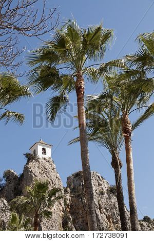 Castle Of Guadalest, Spain