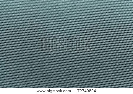 the textured background of fabric or textile material of pale blue green color