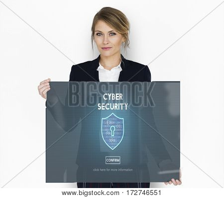 Cyber Protection Security Digital Information