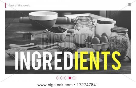 Ingredients Food Recipe Nutrition Cooking