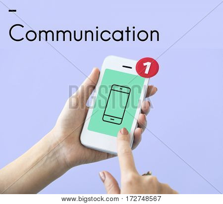 Internet Message Text Communication