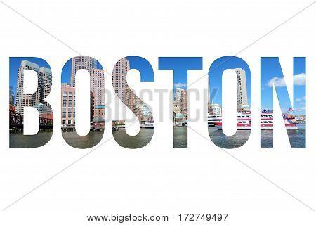 Boston Text