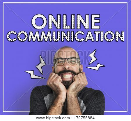 Online Communication Internet Connection Social