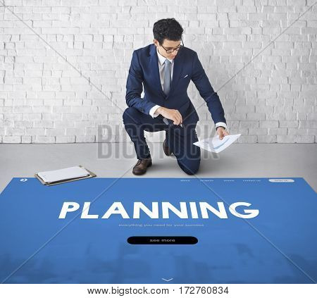 Planning Strategy Business Mission Word