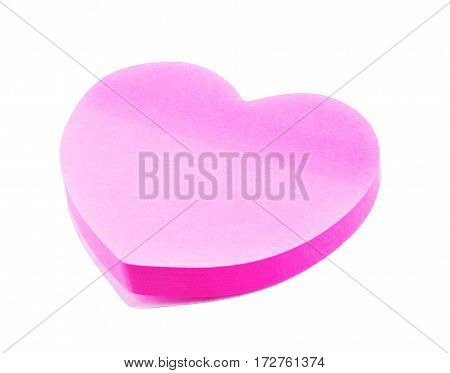 Colorful sticky note heart shape Stick, Conceptual, Attach, Sticky, Bulletin, Sticker, Assert