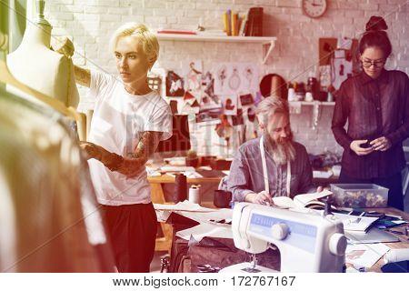 People Fashion Design Mannequin Measurement