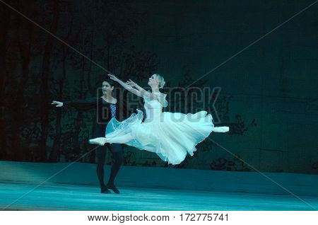 Classical Ballet Giselle