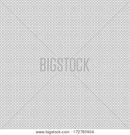 Abstract seamless pattern. Pixel backdrop for the site. Gray diagonal lines on a white background.