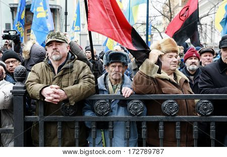 March Of National Dignity In Kyiv