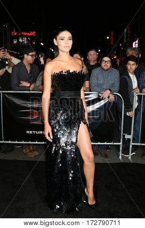 LOS ANGELES - JAN 19:  Paloma Jimenez at the