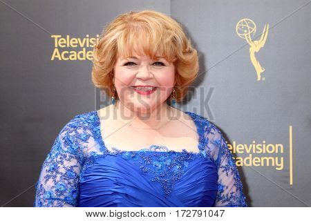 LOS ANGELES - SEP 11:  Patrika Darbo at the 2016 Primetime Creative Emmy Awards - Day 2 - Arrivals at the Microsoft Theater on September 11, 2016 in Los Angeles, CA